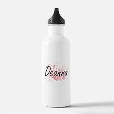 Deanna Artistic Name D Water Bottle