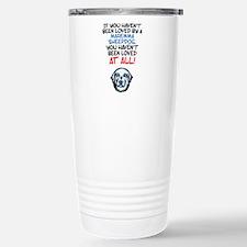 Cool Drawing Travel Mug