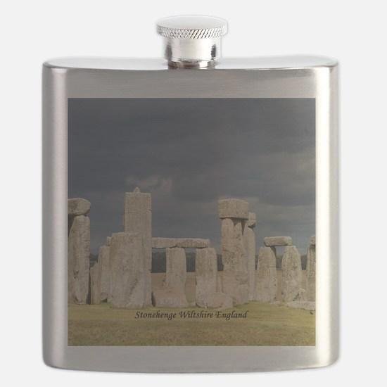 Cute Druid Flask