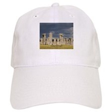 Stonehenge Wiltshire England United Kingdom Baseball Cap