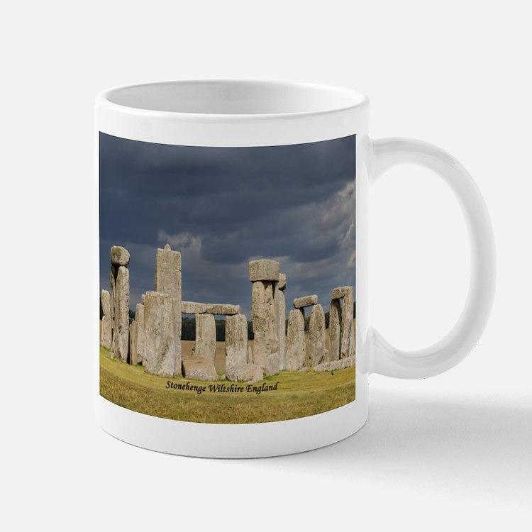 Stonehenge Wiltshire England United Kingdom Mugs