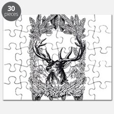 Manly Deer Puzzle