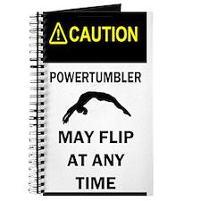Caution Powertumbler Journal