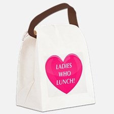 Cool Housewives Canvas Lunch Bag