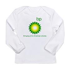 Oil Long Sleeve Infant T-Shirt