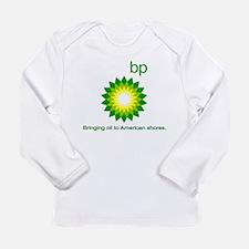 Cool Oil Long Sleeve Infant T-Shirt