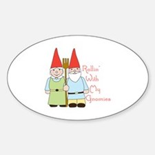 Rollin Gnomes Decal