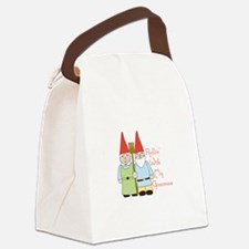 Rollin Gnomes Canvas Lunch Bag