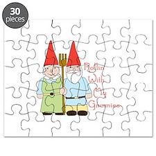 Rollin Gnomes Puzzle