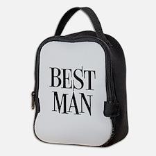 Best Man Neoprene Lunch Bag