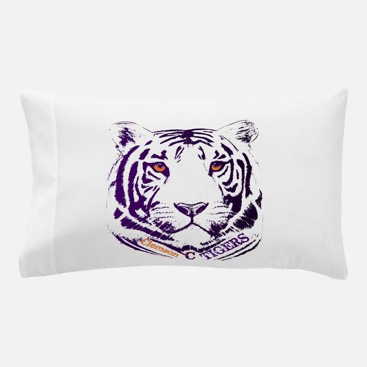 Cute Clemson tigers Pillow Case