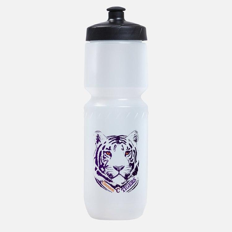 Cute Clemson Sports Bottle