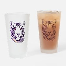 Cute Clemson tigers Drinking Glass