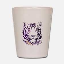 Cute Clemson Shot Glass