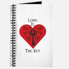 Love is the Key Journal