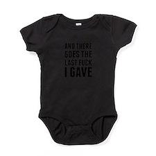 Unique Mean Baby Bodysuit