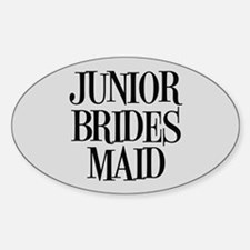 Junior Bridesmaid Decal