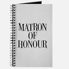 Matron of Honour Journal