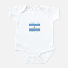 Las Lenas Valley, Argentina Infant Bodysuit