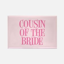 Cousin of the Bride Magnets