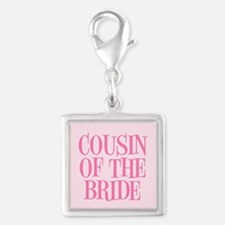 Cousin of the Bride Charms