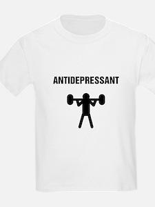 Bodybuilding cartoon T-Shirt