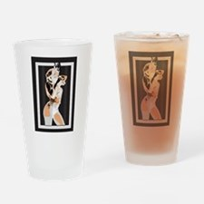 Bong Toke Drinking Glass
