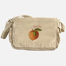 Peachy Messenger Bag