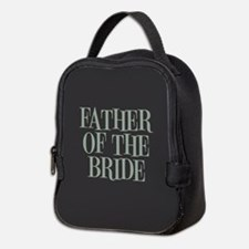 Father of the Bride Neoprene Lunch Bag