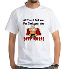 Santa Deez Nuts Shirt