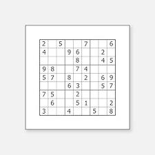 Sudoku Sticker