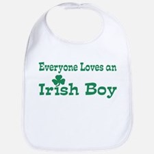 Cute I wish i was irish Bib
