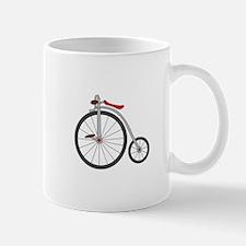 Vintage Bicycle Mugs