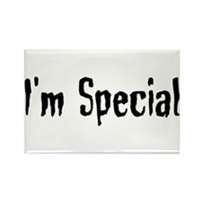 I'm Special Rectangle Magnet