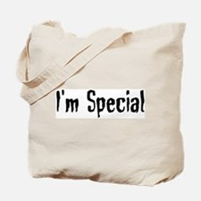 I'm Special Tote Bag