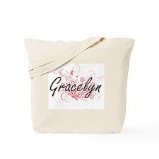 Cute Gracelyn Tote Bag