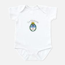 La Matanza, Argentina Infant Bodysuit