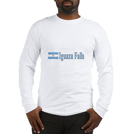 Iguazu Falls Long Sleeve T-Shirt