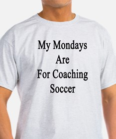 Funny Soccer enthusiast T-Shirt