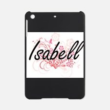Isabell Artistic Name Design with F iPad Mini Case