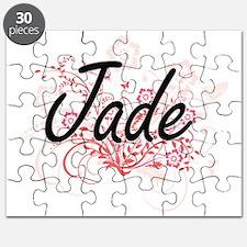 Unique Jade Puzzle