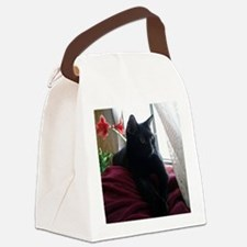 Cool Animal lovers Canvas Lunch Bag