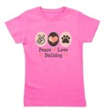Bulldog Girls Tees