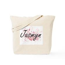 Cute Jasmyn Tote Bag