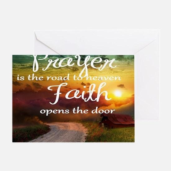 Unique Religious Greeting Card