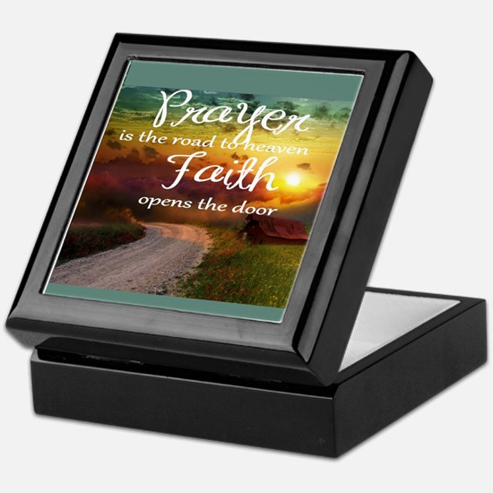 Cool Religious Keepsake Box