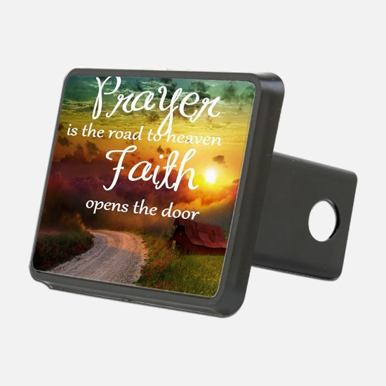 Cute Religious Hitch Cover