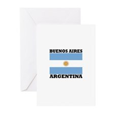 Buenos Aires, Argentina Greeting Cards (Pk of 10)