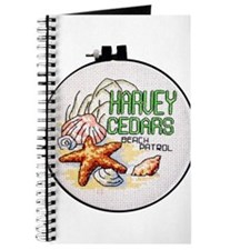 Harvey Cedars CrossStitch Journal