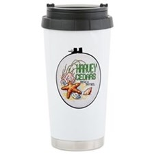 Harvey Cedars CrossStit Travel Coffee Mug